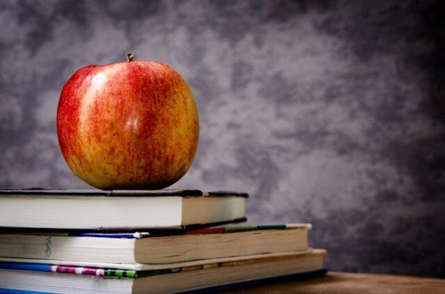 Stylizacja dla jabłka